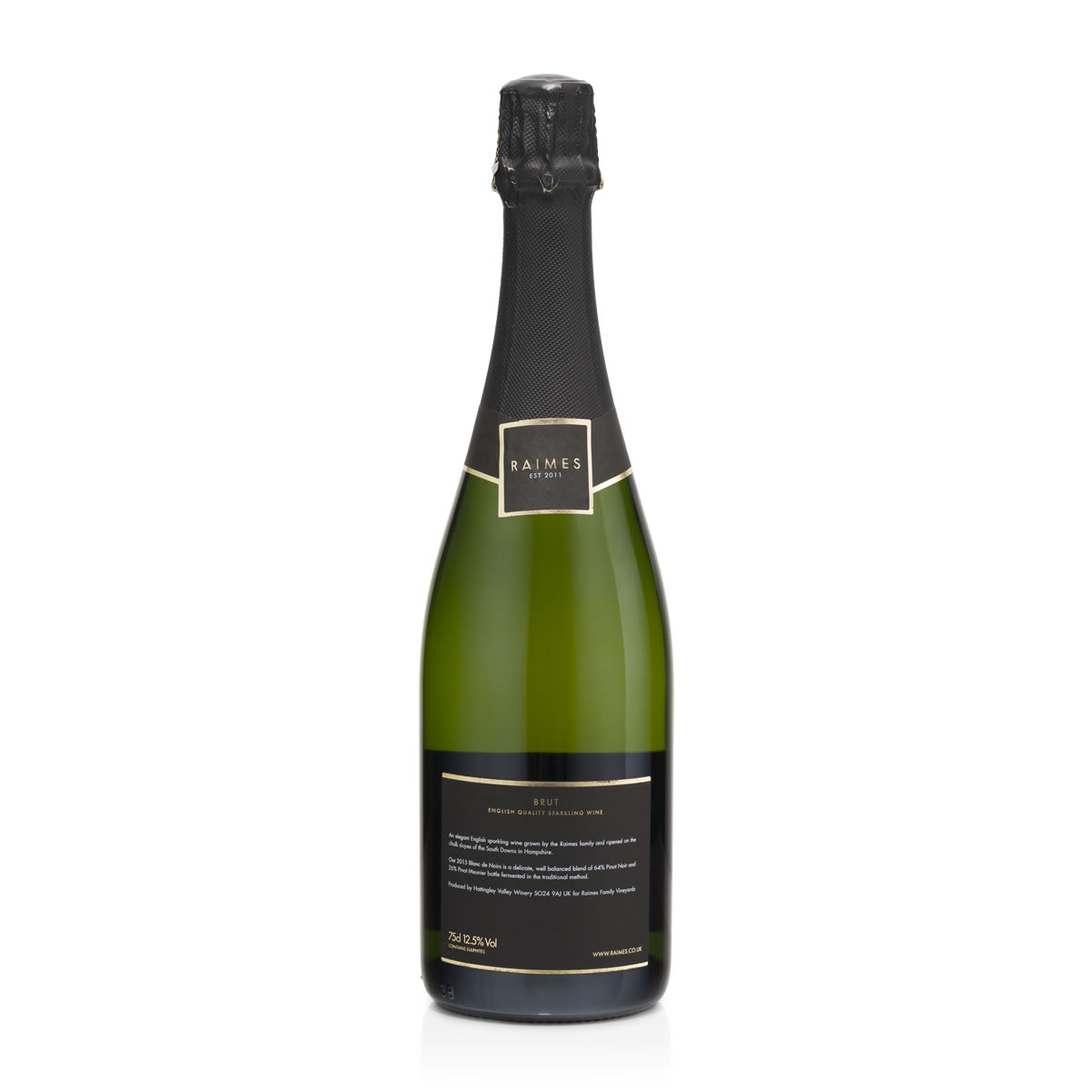2016 Vintage Blanc de Noirs - Raimes English Sparkling Wine