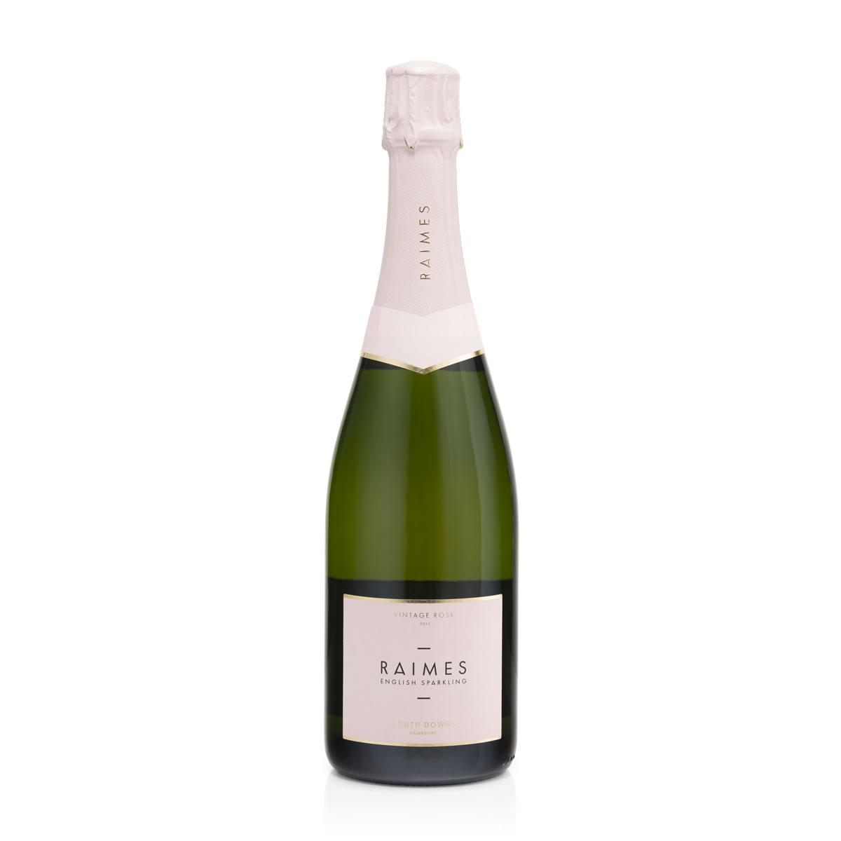 2015 VINTAGE ROSE - Raimes English Sparkling Wine