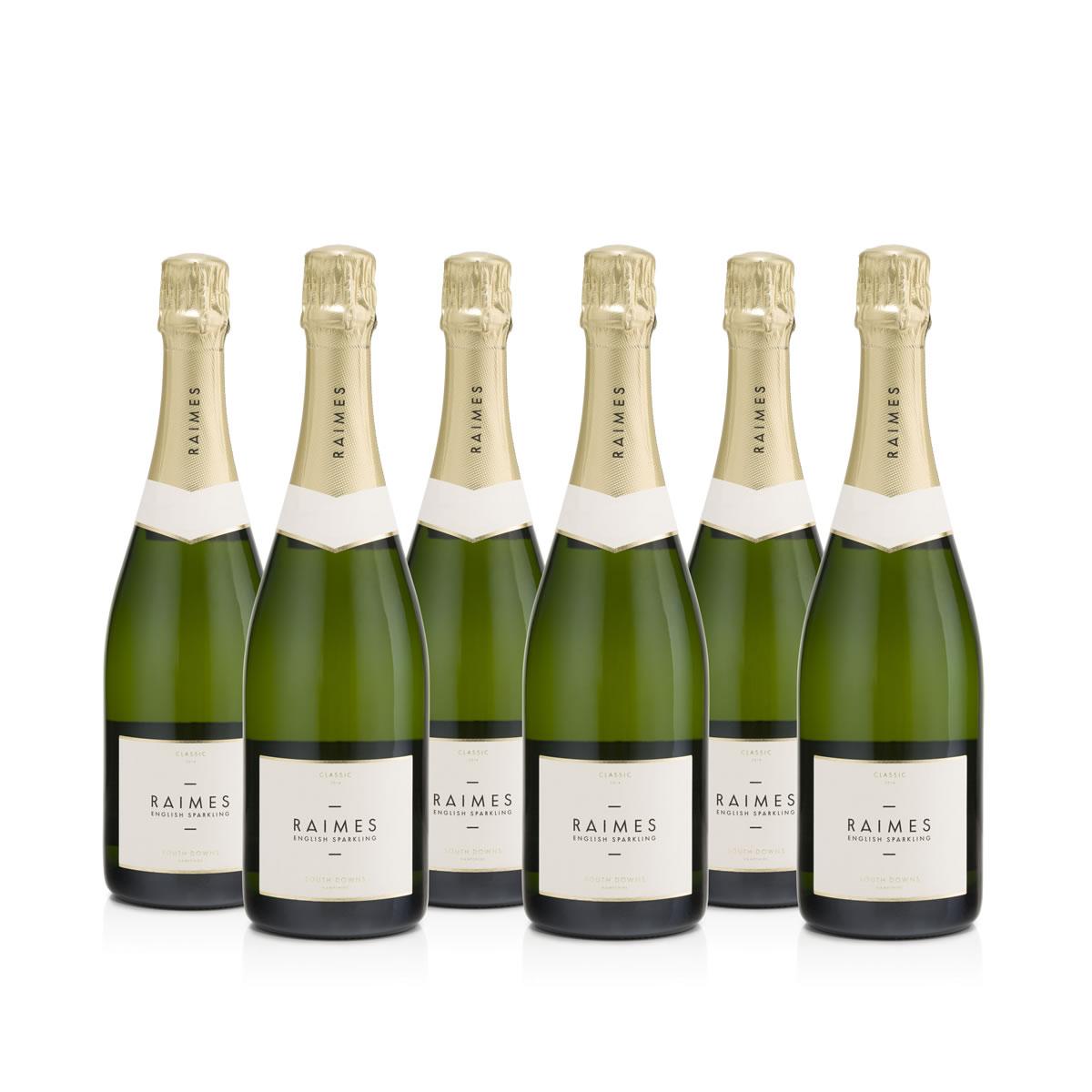 Case of 6 - 2015 Classic - Raimes English Sparkling Wine