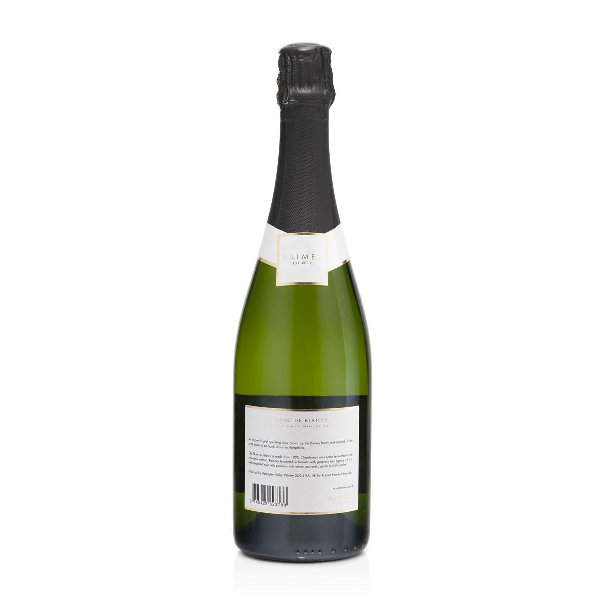 2016 BLANC DE BLANCS - Raimes English Sparkling Wine